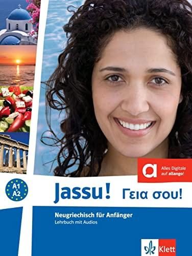 9783125288904: Jassu! A1/A2. Lehrbuch und Audio-CD: Neugriechisch für Anfänger