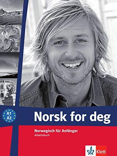 9783125289215: Norsk for deg (A1-A2). Arbeitsbuch: Norwegisch für Anfänger