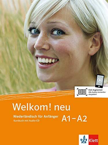 9783125289901: Welkom! Neu A1-A2 Kursbuch + Audio-CD