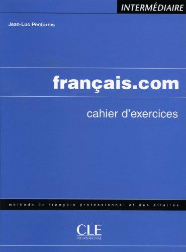 9783125291041: francais. com. Cahier d'exercices.: Methode de francais professionnel et des affaires