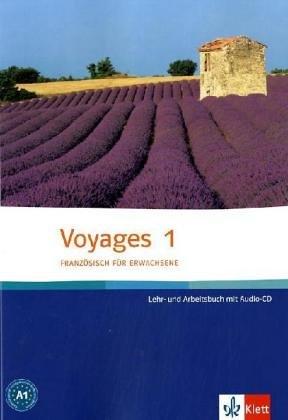 9783125292024: Voyages 1 - Lehr- und Arbeitsbuch mit Audio-CD - Französisch für Erwachsene