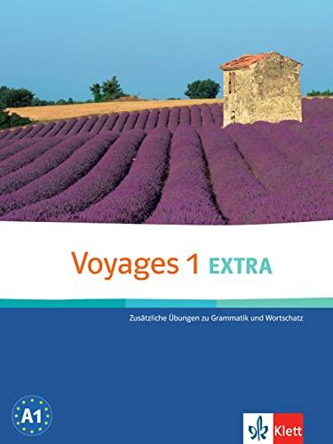 9783125292192: Voyages. Zusatzübungen 1 Extra