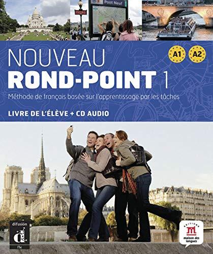 9783125293618: Nouveau Rond-Point 1 (A1-A2)
