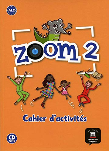 9783125293830: Zoom 2. Cahier d'activités A1+