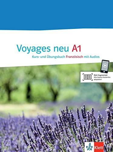 9783125294127: Voyages neu A1: Kurs- und Übungsbuch + 2 Audio-CDs