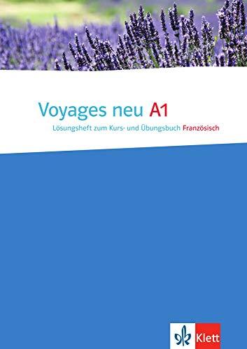9783125294141: Voyages - Neue Ausgabe. Lösungsheft