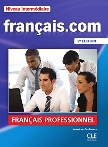 9783125294646: français.com - intermédiaire (Nouvelle Édition). Livre de l'élève + DVD-ROM