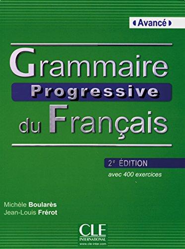 9783125298583: Grammaire progressive du français - Niveau avancé avec 400 exercices. Livre avec 400 exercices und Audio-CD