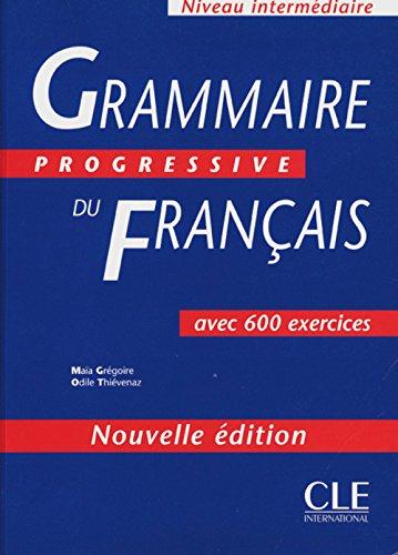 9783125298613: Grammaire Progressive du Francais, Intermediare (French Edition)