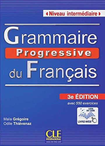 9783125298651: Grammaire progressive du fran�ais - Niveau interm�diaire. Buch mit Audio-CD