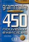 9783125298941: Grammaire. 450 nouveaux exercices. Niveau intermediaire. Nouvelle edition: Le nouvel Entrainez-vous