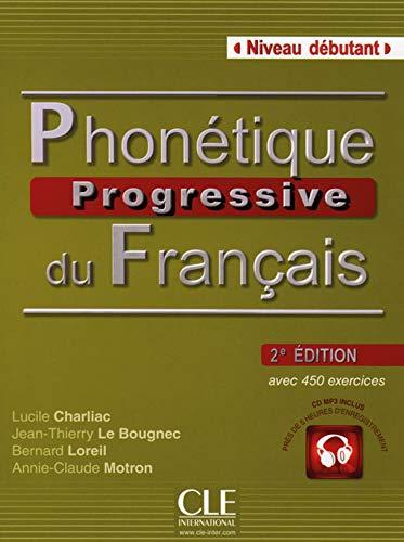 9783125299443: Phonétique progressive du français - Niveau débutant