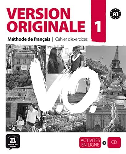 9783125302112: Version originale A1. Arbeitsbuch mit Audio-CD