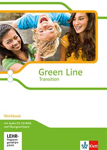 9783125303881: Green Line Oberstufe - Einführungsphase. Workbook mit Audio-CD und CD-ROM. Ausgabe für Schleswig-Holstein, Hamburg, Bemen, Nordrhein-Westfalen und Hessen