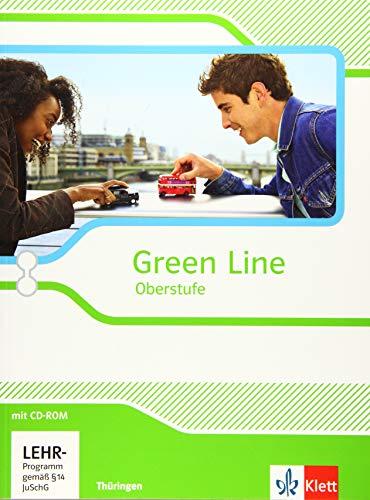 9783125304116: Green Line Oberstufe. Klasse 11/12 (G8), Klasse 12/13 (G9). Schülerbuch mit CD-ROM. Thüringen