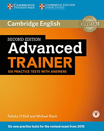 9783125329317: Advanced Trainer. Six Practice Tests with answers and downloadable audio