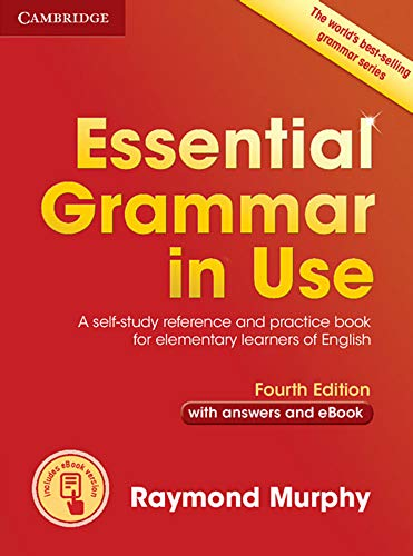 9783125329355: Essential Grammar in Use. Book with answers and interactive eBook