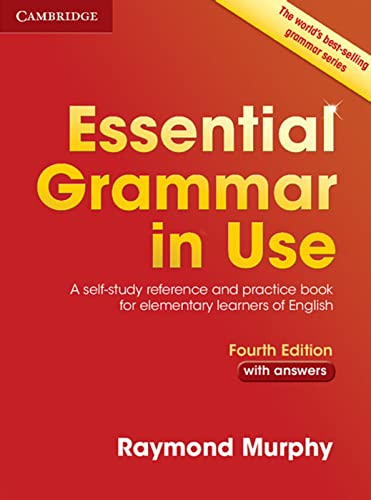 9783125329362: Essential Grammar in Use. Book with answers