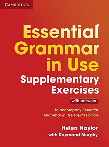 9783125329386: Essential Grammar in Use Supplementary Exercises. Book with answers