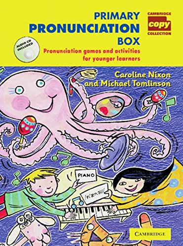 9783125330474: Primary Pronunciation Activity Box - Book (Beginner to Intermediate) (CUP Klett Co-Edition): Pronunciation game and activities for younger learners