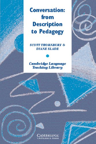 9783125330870: Conversation: from Description to Pedagogy