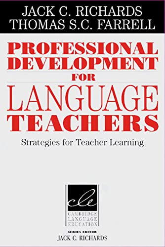 9783125331273: Professional Development for Language Teachers: Strategies for Teacher Learning