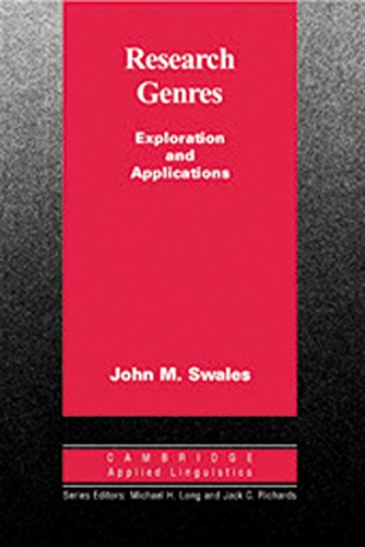 9783125331679: Research Genres: Explorations