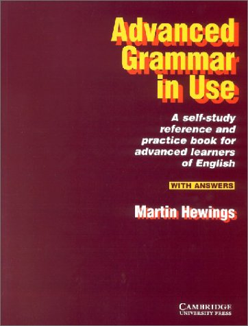 9783125331846: Advanced Grammar in Use With Answers Klett edition: A Self-Study Reference and Practice Book for Advanced Learners of English