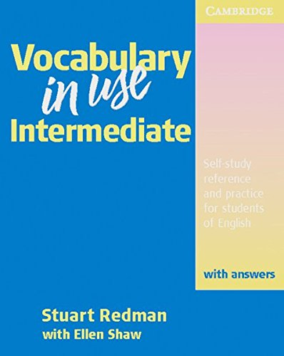 9783125332331: Vocabulary in Use - Intermediate, With Answers