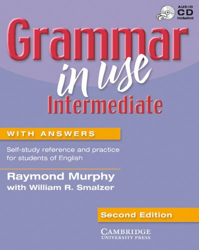 9783125332638: Grammar in Use, Intermediate, w. Audio-CD, Student's Book with Answers