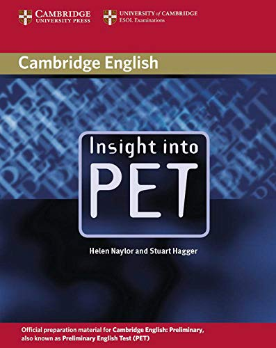 Insight into PET. Student's Book. Lower Intermediate
