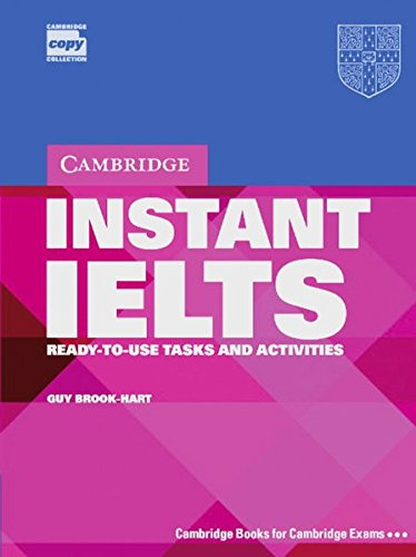 Instant IELTS. Pack with CD