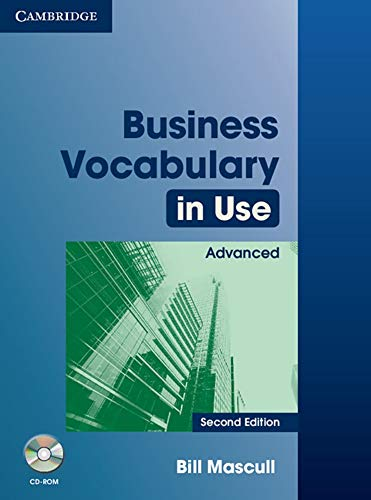 9783125335073: Business Vocabulary in Use - Advanced: Edition with answers and CD-ROM