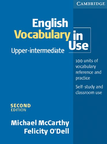 9783125335110: English Vocabulary in Use. New Edition: Upper-intermediate