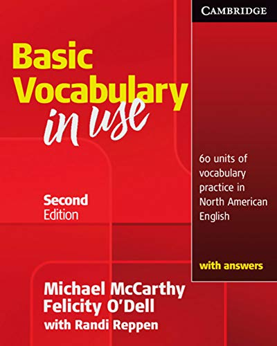 9783125335417: Basic Vocabulary in Use. Student's Book with answers: 60 units of vocabulary in practice in North American English. With answers