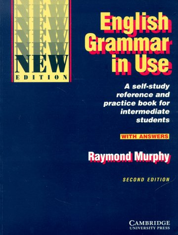 9783125336834: English Grammar in Use, New edition, With Answers