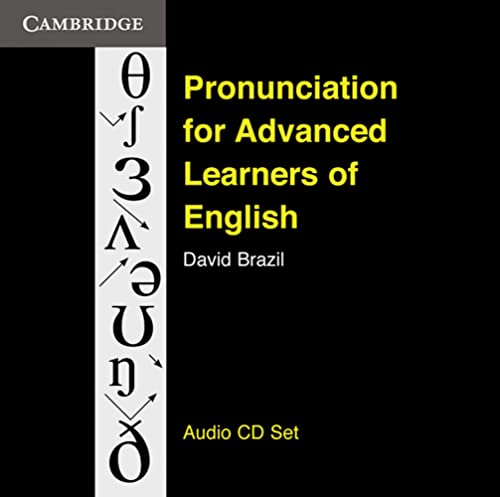 Pronunciation for Advanced Learners of English. 3 Audio CDs