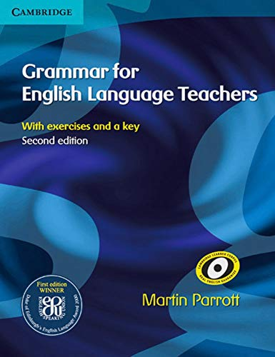 9783125338272: Grammar for English Language Teachers: With Exercises and a key