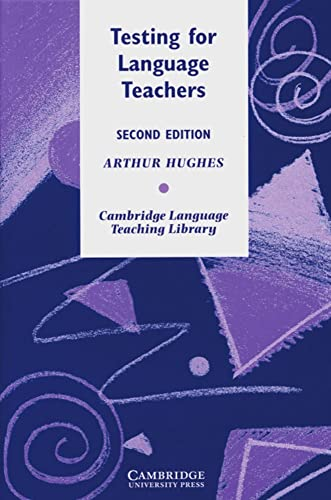 9783125338760: Testing for Language Teachers: English language teaching for adults and children: ELT general