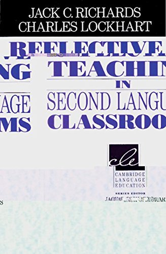 9783125339361: Reflective Teaching in Second Language Classrooms: Paperback