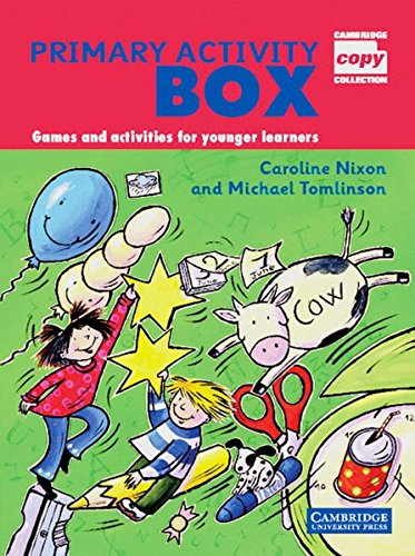 9783125339392: Primary Activity Box, Resource Book