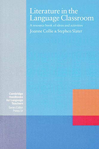 9783125339903: Literature in the Language Classroom: A resource book of ideas and activities