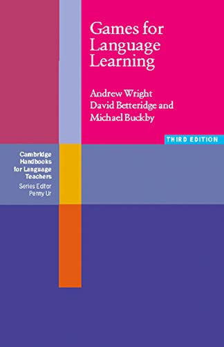 9783125339965: Games for Language Learning