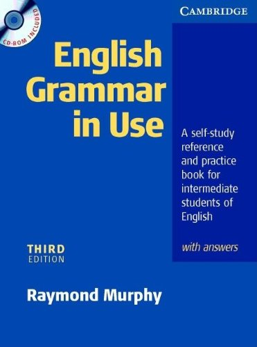9783125340862: English Grammar In Use with Answers and CD ROM Klett Edition: A Self-study Reference and Practice Book for Intermediate Students of English