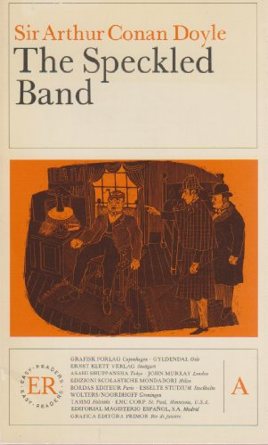 9783125341104: The Speckled Band (Livre en allemand)