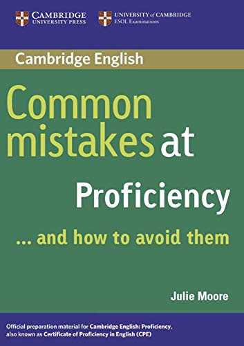 9783125341494: Common Mistakes at Proficiency. Book