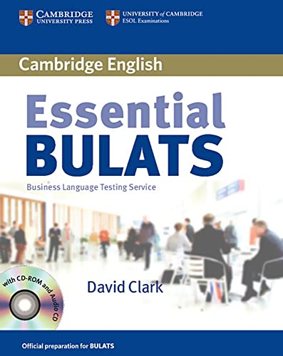 9783125341692: Essential Bulats. Student's Book with Audio-CD and CD-ROM: Pre-intermediate to Advanced. Business Language Testing Service. Cambridge ESOL