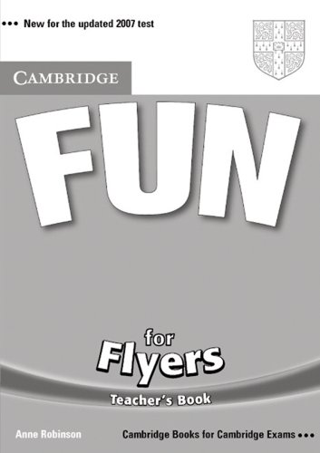 9783125342293: Fun for Flyers.Teacher's Book