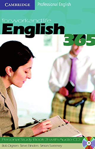 9783125342378: English 365. Bd. 3. Personal Study Book: For Work and Life. Upper-Intermediate. B2