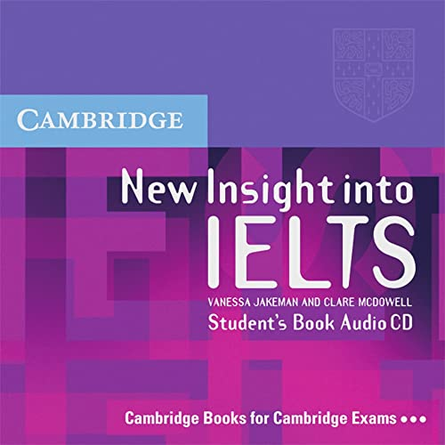 9783125342552: New Insight into IELTS: Student's Book